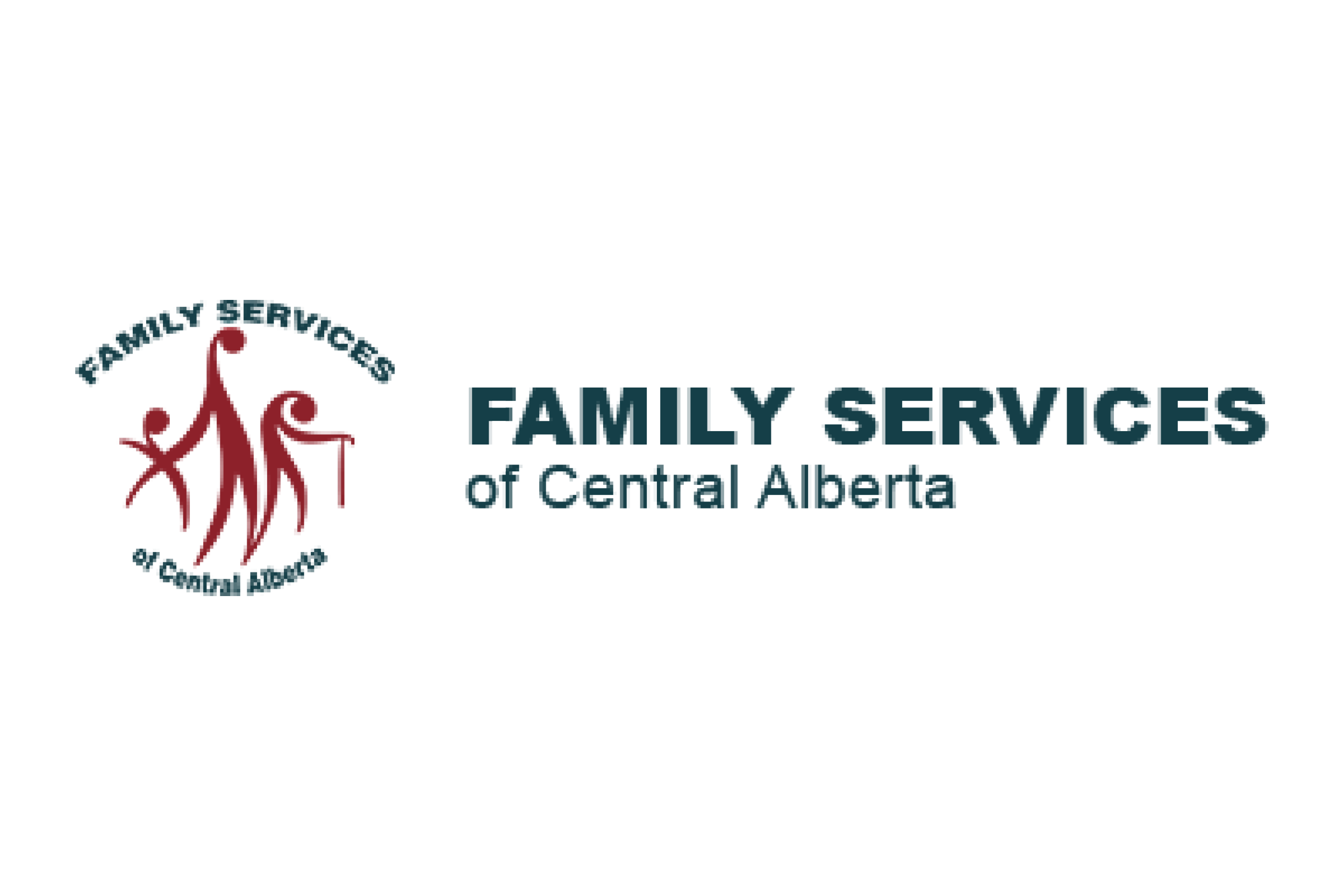 Family Services Central Alberta Logo