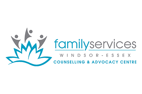 Family Service Windsor-Essex Logo